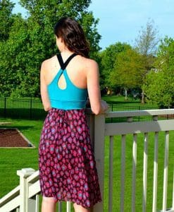 SUAT Brazi Dress PDF Pattern