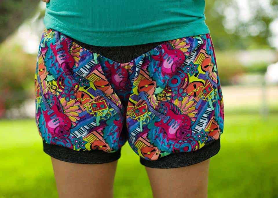 Willow Bubble Shorts