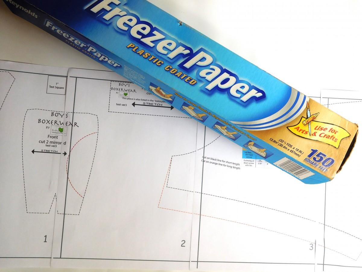 freezer paper 1
