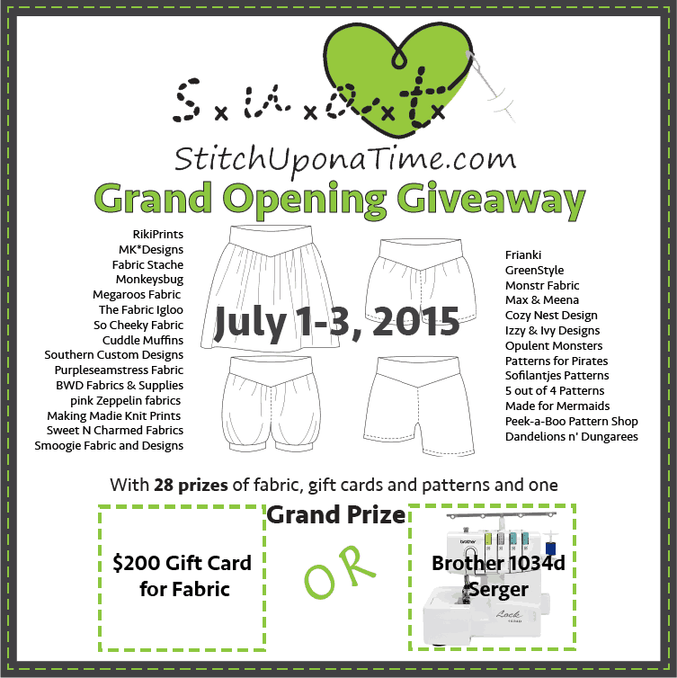 Grand Opening Giveaway
