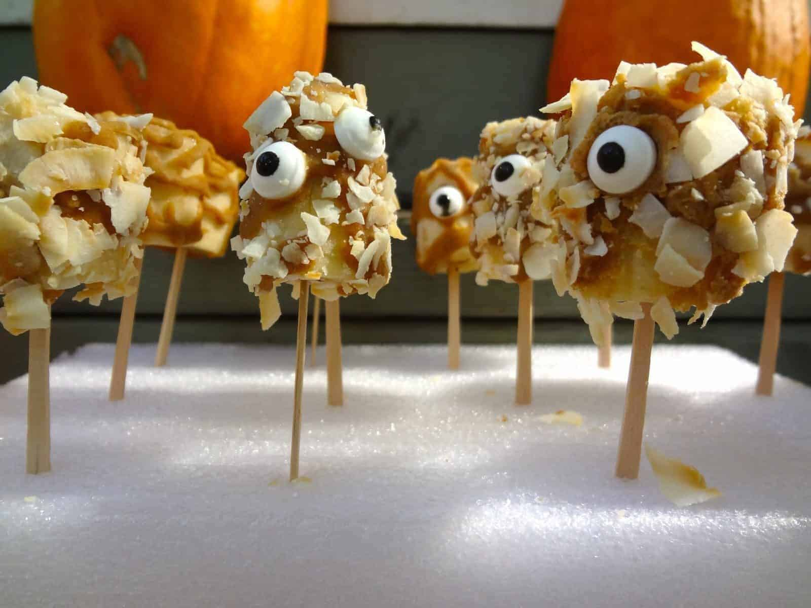Healthy Halloween Mummies
