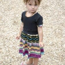 Girl's Shirtzie