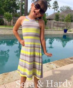 Suat Pixie Top & Dress PDF Pattern