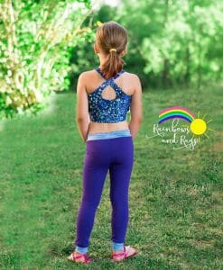 SUAT Ariel Leggings PDF Pattern