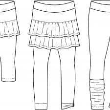 Arial Leggings