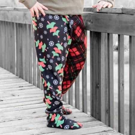 Footie Sprites Pajamas