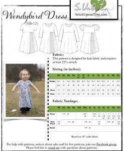 Wendybird Dress Cover Photo