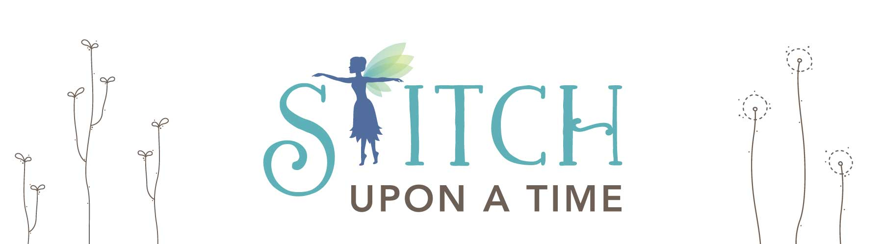 Stitch Upon a Time Logo